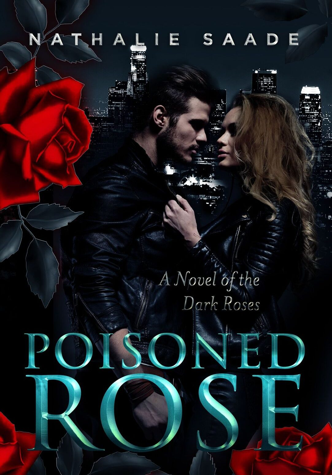 poisoned rose book trailer loewenherz creative