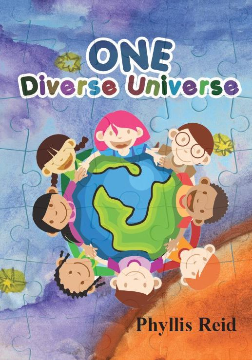 one diverse universe book trailer loewenherz creative