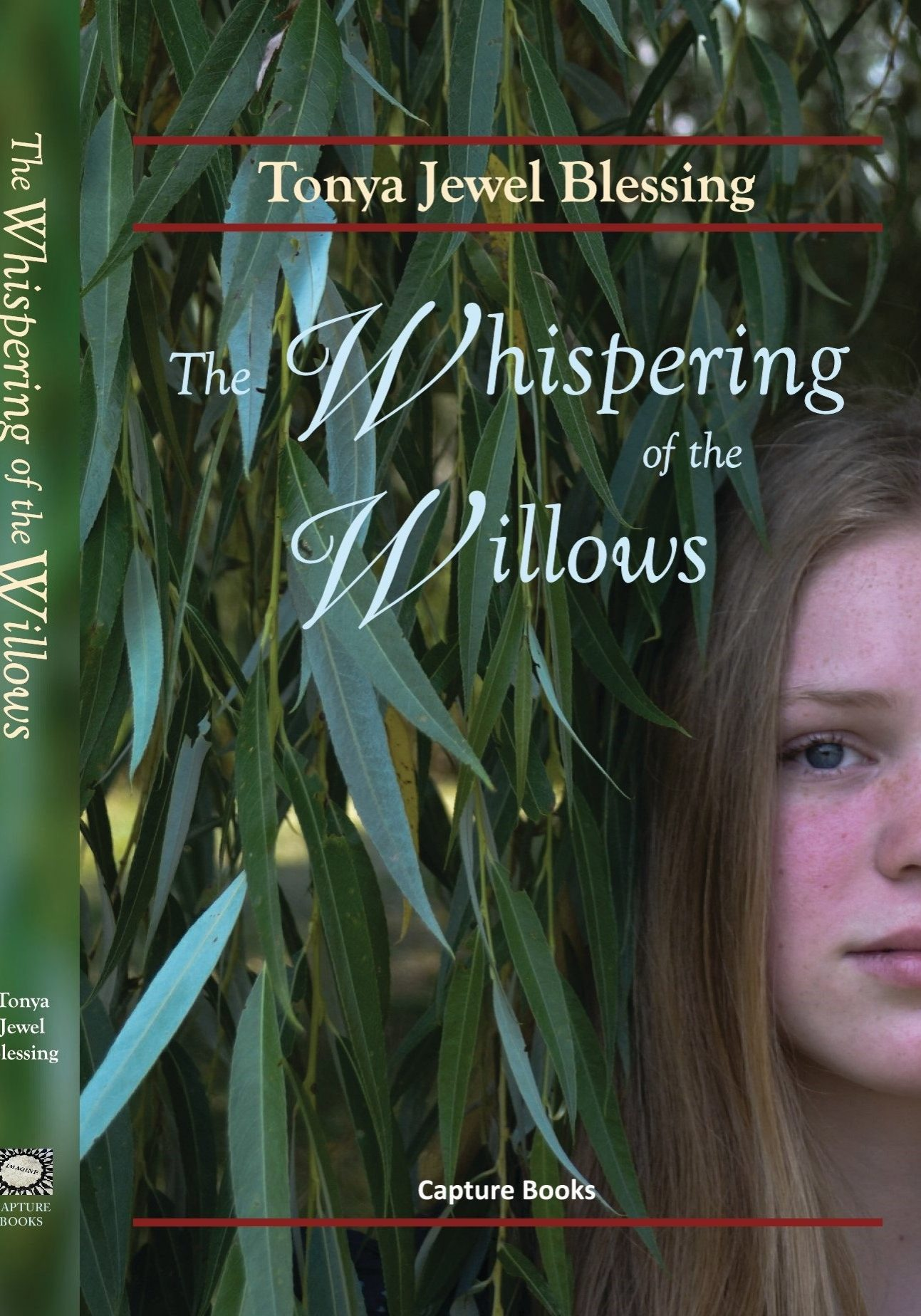 Whispering of the willows book trailer loewenherz creative