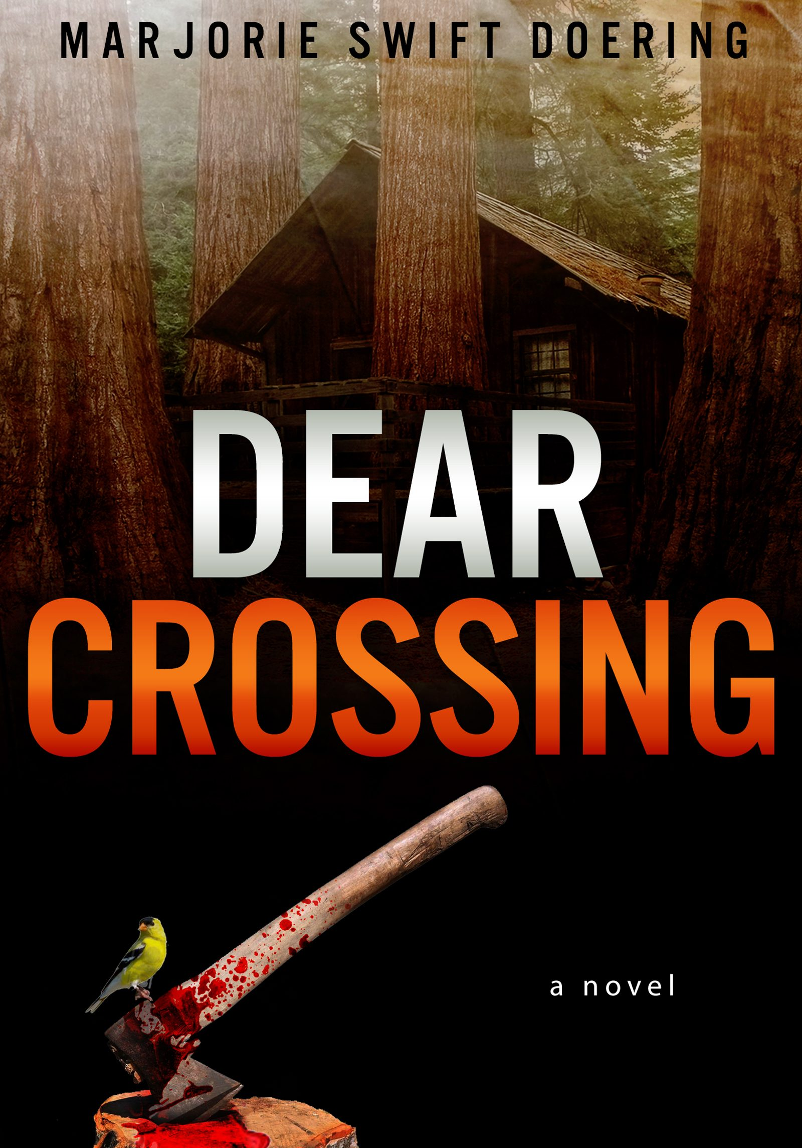 Dear Crossing book trailer loewenherz creative