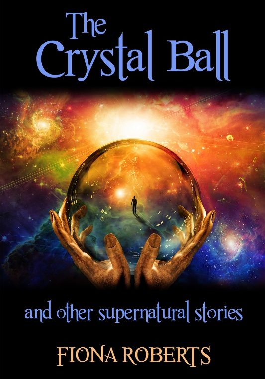 Crystal Ball book trailer loewenherz creative