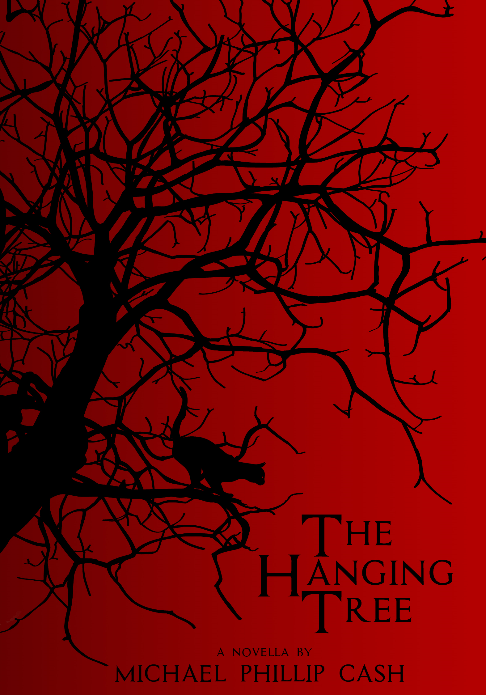 hanging tree book trailer loewenherz creative